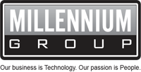 logo for Millennium Group mission statement