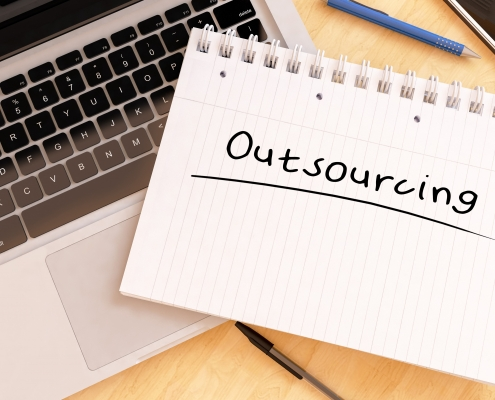 Outsourcing business IT to managed services provider (MSP)