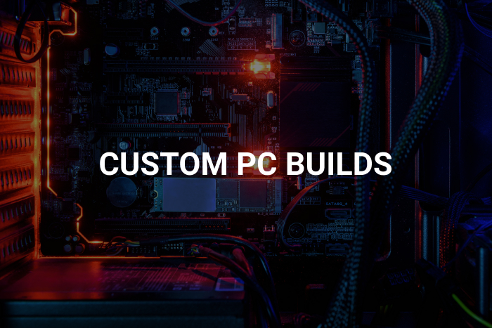 Custom computers and custom pc builds